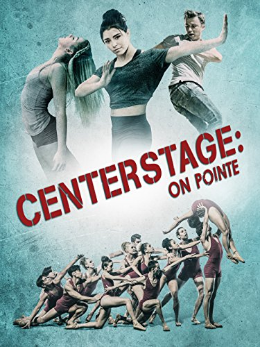 Center Stage: On Pointe Cover