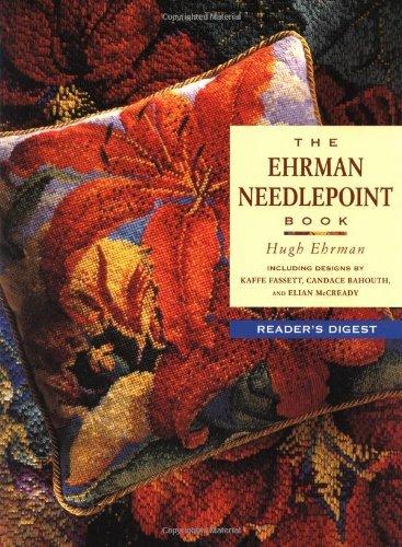 The Ehrman Needlepoint Book by Hugh Ehrman (1995-05-21)