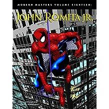 Modern Masters Volume 18: John Romita Jr. (Modern Masters (TwoMorrows Publishing))