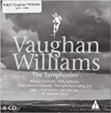 Vaughan Williams: Complete Symphonies, Tallis & Greensleeves Fantasias, Lark Ascending, Wasps Overture