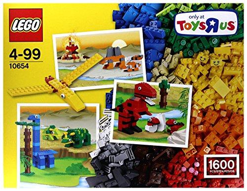 LEGO Classic Kreatywne Pudelko 1600 klockĂłw (10654) [KLOCKI]