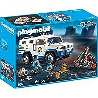 PLAYMOBIL 9371 - Geldtransporter
