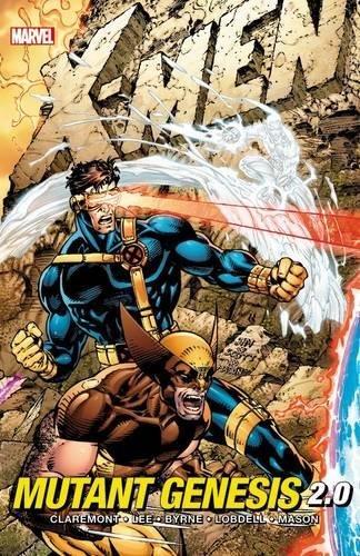 X-men: Mutant Genesis 2.0 por Chris Claremont