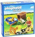 Playmobil Veterinaria - Famili...