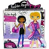 Fashion Angels - Trendfolio: Diseño de moda (Cife 86579)