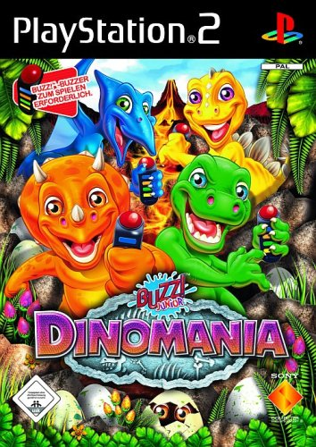 BUZZ! Junior: Dinomania