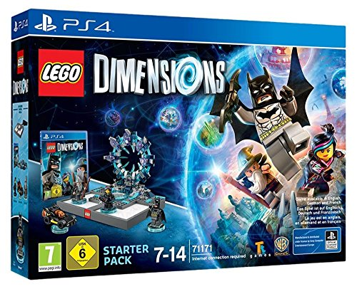 Price comparison product image LEGO Dimensions: Starter Pack (PS4)