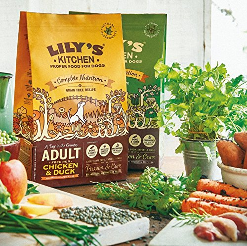 Lily's Kitchen Adult Chicken & Duck Complete Dry Food for Dogs 7kg