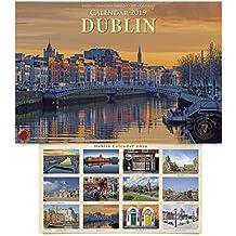 A4 12 Stunning Images Of Dublin Calendar 2015 By Peter Zoeller