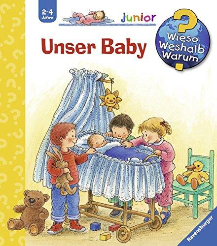 Unser Baby (Wieso? Weshalb? Warum? junior, Band 12) (Geschenk Junior)