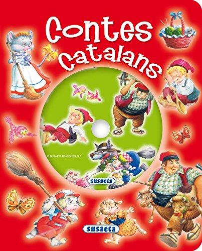 Contes Catalans Vermell (Canta I Explica Amb Cd) por Equipo Susaeta