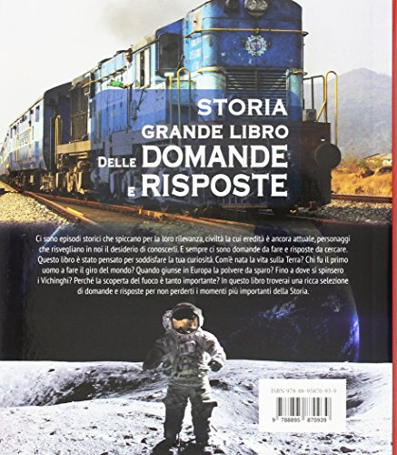Zoom IMG-1 storia grande libro delle domande