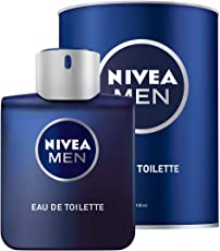 NIVEA Men Eau De Toilette, 1er Pack (1 x 100 ml)