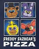 Five Nights At Freddys Panels Boys Hoodie