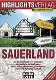 Sauerland: Motorrad-Reiseführer