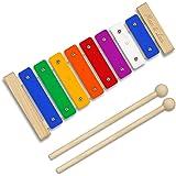 Le Xylophone - Max & Lea - Découvrir ses premières notes musicales et développer sa capacité auditive. Développer sa créativi