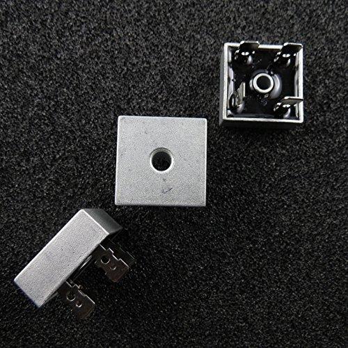 Unbekannt 1x Brückengleichrichter 35A Gleichrichter Gleichrichterbrücke 50V - 1000V / Spannung=100 Volt - Brückengleichrichter Spannung