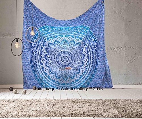 tapestry-regina-blu-ombre-hippie-arazzo-mandala-bohemian-psichedelico-intricato-indiano-copriletto-2