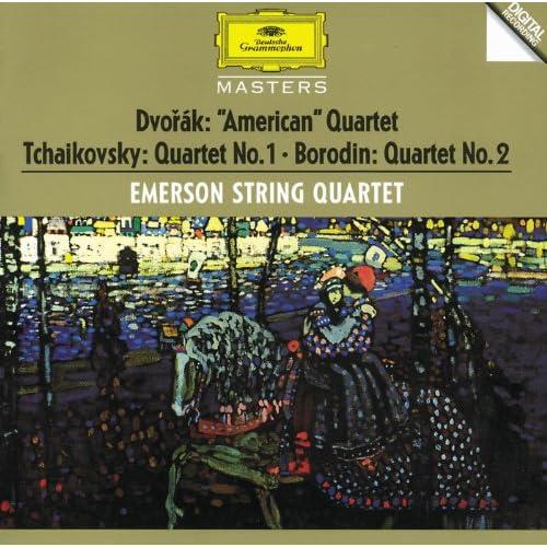 Dvorák / Tchaikovsky / Borodin: String Quartets
