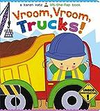 Best Toddler Truck Books - Vroom, Vroom, Trucks! (Karen Katz Lift-the-Flap Book) Review