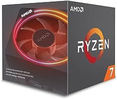 AMD Ryzen 7 2700X İşlemci, 3.7GHz/4.3GHz AM4