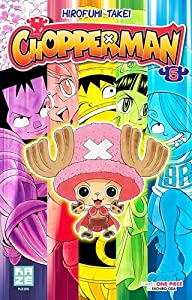 Chopperman Edition simple Tome 5