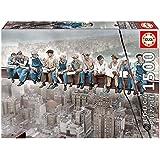 Puzzles Educa - Almuerzo en Nueva York, puzzle de 1500 piezas (16009)