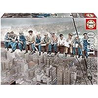 Puzzles Educa - Almuerzo York, puzzle de 1500 piezas (16009) - Peluches y Puzzles precios baratos
