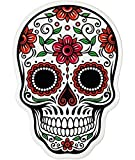 #10: Ride crafters skull Sticker