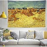 mmzki Tapisserie Nordic Schlafzimmer Nachttisch Dekoration Tuch X 200 * 150 cm