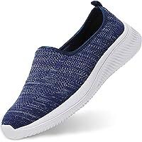 Gaatpot Chaussure de Course pour Femme Sneaker Sport Air Respirant Mesh Chaussette Baskets de Running Fitness Mocassins…