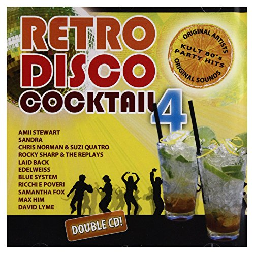 Various: Retro Disco Cocktail 4 [CD] Retro Disco