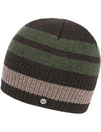 Lierys Gorro Beanie Fine Merino Stripes by puntobeanie Punto da246c70d46