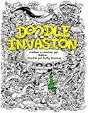 Doodle Invasion: L'album a colorier par Zifflin