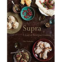 Supra - A feast of Georgian cooking