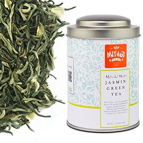 Miyagi Tea - Mou Li Hua Té Jazmín Premium - Té