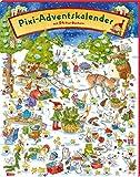 Pixi Adventskalender 2019: Adventskalender mit 22 Pixi-Büchern und 2 Maxi-Pixi - diverse