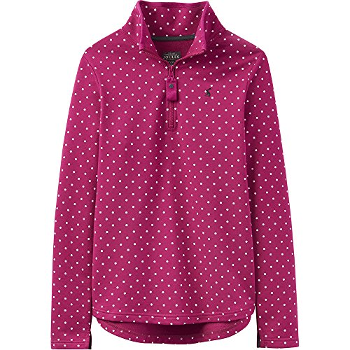 Joules Womens/Ladies Fairdale Half Zip Polycotton Sweatshirt Top