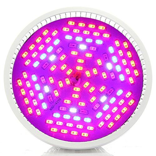 Full Spectrum LED Grow Licht Leuchtmittel UV-IR-30W E27Für Pflanzen Gemüse Blume Hydrokultur System Grow Zelt AC85–265V (New Style mit Cover) 80.00 wattsW