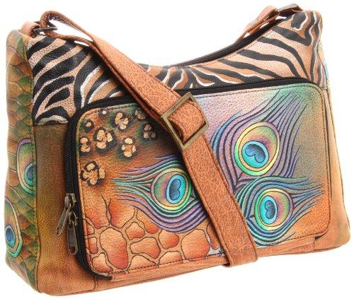 anuschka-479-pks-bolso-satchel-para-mujer-color-peacock-safari-talla-unica
