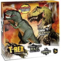 Dragon-i 80047, Dinosaurio T-Rex, mascota electrónica modelos surtidos