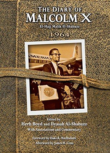 The Diary of Malcolm X: El-Hajj Malik El-Shabazz, 1964 (English Edition)