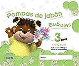 Pompas de jabón. Bubbles age 3. Pre-primary Education. Third Term - 9788490670637