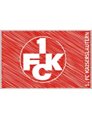 ZIMMERFAHNE FAHNE FLAGGE 90x140 cm 1. FC KAISERSLAUTERN - 1. FCK