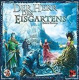 Asmodee  HDBD0056 Der Herr Des Eisgartens: Brettspiel