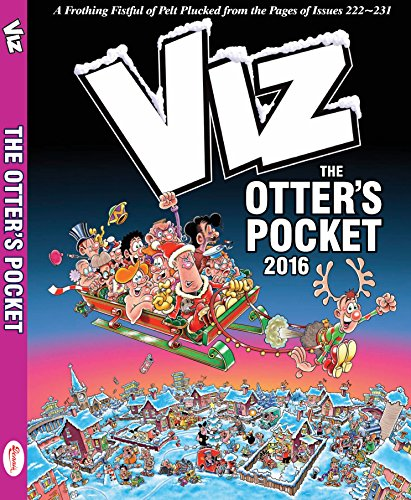 VIZ Annual: The Otters Pocket