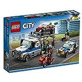 #2: Lego Auto Transport Heist, Multi Color
