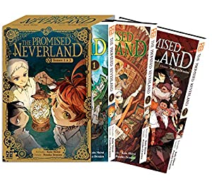 The Promised Neverland Coffret (2018) Tomes 1 à 3
