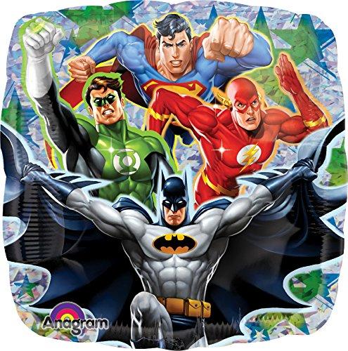 Amscan International Justice League -