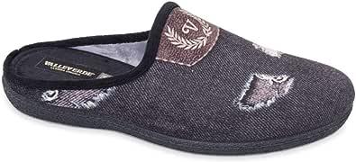 Valleverde Pantofole Ciabatte Uomo 26811